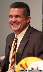 23 players make up head football coach Todd Graham's first signing class