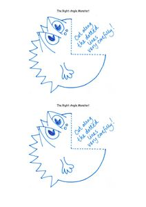 right angle monster - Google Search