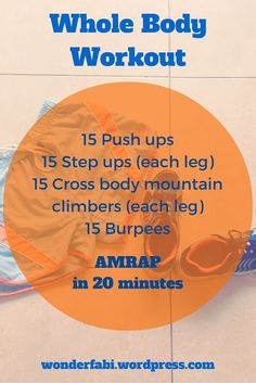 Get In Amazing Shape With This Quick Spring Workout | Wonder Fabi