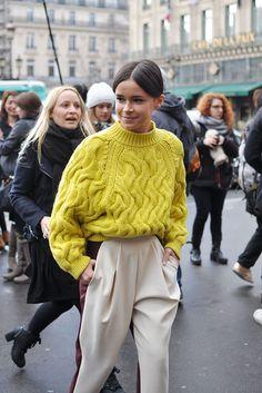 Miroslava Duma wearing Delpozo - Trendycrew.com