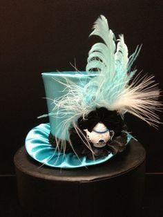 Steampunk Alice hat