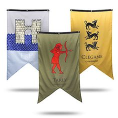 Game of Thrones House Banners Additional Image