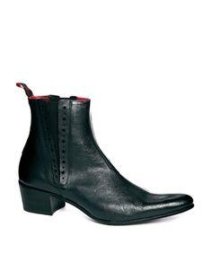 Jeffery West Chelsea Boots