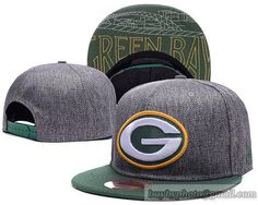 157be341ad0 Green Bay Packers Snapback Hats Caps Dark Grey Green Bay Packers Hat