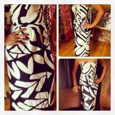 Polynesian fashion by Masina imports