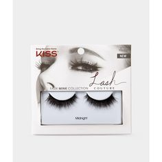 1c5c4296ad6 Lash Couture Faux Mink Collection - Midnight - Eyelashes Natural Lashes,  Makeup List, Eye