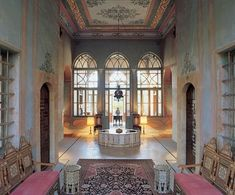 An Ottoman Tale in Lebanon | Architectural Digest