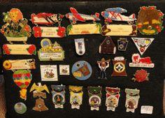Vintage Tupperware magnets keychains Lot -- Antique Price Guide Details Page Antique Safe, Antique Stores, Vintage Paper Dolls, Antique Dolls, Coca Cola, Vintage Stoves, Hummel Figurines, Vintage Tupperware, Vintage Cufflinks