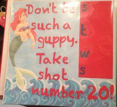 Shot book :)