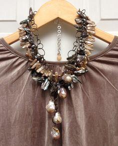 Beautiful Fresh Water Pearls!