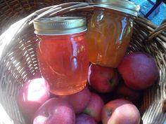 Pommes : marmelade au gingembre et gelée plaisir