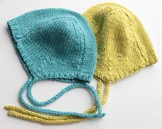 Ravelry: Bamboo hat for newborn pattern by Tuula Maaria
