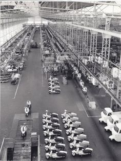 lambretta assembly plant - Google Search