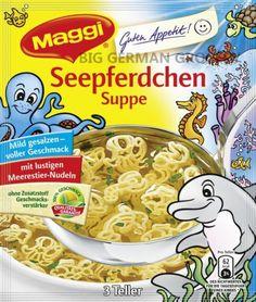 Maggi Soup Seahorse Soup 0 75 Liter | eBay