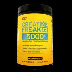 Creatine Freak 5000 500g Tub