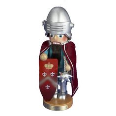 Kurt Adler 1334Inch Steinbach Limited Edition Junior Sir Lancelot Nutcracker >>> You can find out more details at the link of the image.