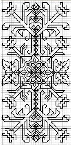 Spanish Blackwork Embroidery, needlwork, craft,Fillers