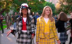 'Clueless' Turns 18 Tomorrow! We Interviewed Costume Designer Mona May | MTV Style