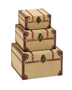 Deco 79 Wood Burlap Boxes, 12 by 10 by 8-Inch, Set of 3 D... https://smile.amazon.com/dp/B009D4WPXY/ref=cm_sw_r_pi_dp_x_NeSgyb6CW0KE4