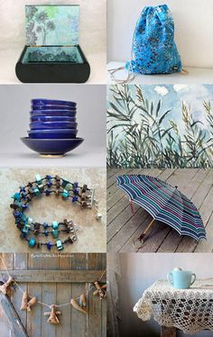 Blue Dreams.. by Fizz Acc on Etsy--Pinned with TreasuryPin.com