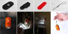 motion sensor LED light! portable & attachable