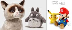 The Most Popular Plush Toys