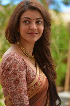 Check Out Exclusive Unseen HD Photos of Heroine Kajal Aggarwal in Half Saree in Nene Raju Nene Mantri | Tollywood Heroines Gallery