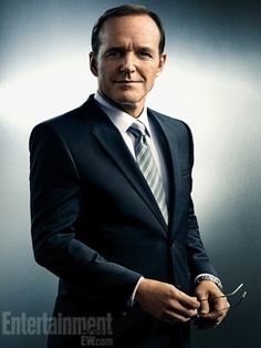 'Agents of SHIELD' Clark Gregg as Agent Phil Coulson