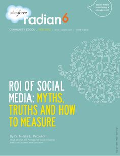 roi-of-social-media-feb by Salesforce Marketing Cloud via Slideshare Art Web, Social Media Engagement, Toolbox, Professor, Fails, Cloud, Web Design, How To Remove, Mindfulness