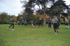 #boostbirhakeim - C'est aussi du running - Boot Camp du 16/11 - @bbirhakeim