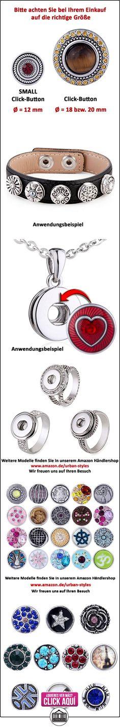 Morella set de 10 botones de presión SMALL (12mm) de diferentes diseños para damas  ✿ Joyas para mujer - Las mejores ofertas ✿ ▬► Ver oferta: https://comprar.io/goto/B00YEG5OS4