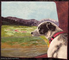 Quilt Inspiration: Our Canine Friends