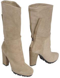 ShopStyle: APEPAZZA High-heeled boots
