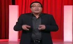 """بالفيديو.. أحمد آدم يتراجع عن سخريته ويعتذر للسوريين: """"جزمة كل شهيد بحلب فوق رأسي"""""""