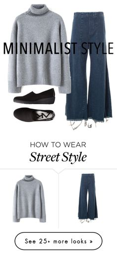 """""""minimal street style"""" by stylekaris on Polyvore featuring Chloé and TravelSmith"""
