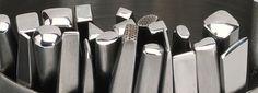 Nechamkin chasing tools, NJ silver repair, chasing and repousse, chasing tools, silver restoration and repair