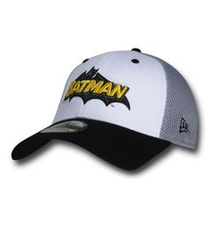 Batman Logo Neo 39Thirty Cap