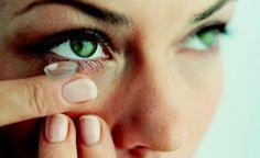 Se vc usa lente é bom saber ! Bactéria que inflama córnea sobrevive em solução de lente de contato