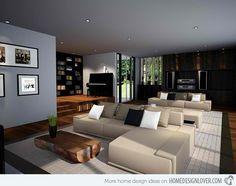 minimalist zen living room - Google Search