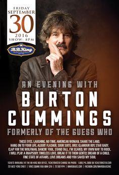 Burton Cummings (9.30.16)