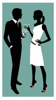 Jason Brooks Fashion Illustrations