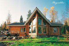 Скандинавский архитектурный стиль