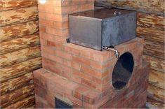 Saunas, Sauna Wood Stove, Sauna Design, Heating Systems, Picnic Table, Master Bath, Fire, Outdoor Decor, House