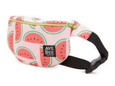 This cute fanny pack that helps you store all your watermelon needs: