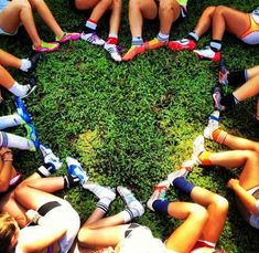 Neglecting all your friends and family because youd rather be with your team. | 23 Struggles Every Soccer Girl Understands #correres #deporte #sport #fitness #running
