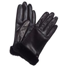 UGG Tech Leather gloves--Nordstrom rack