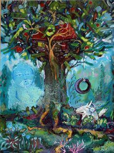 Piotr Saul, Domek na drzewie, 2013