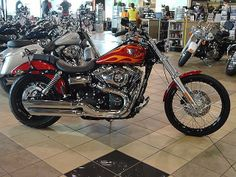 2013 WIDE GLIDE® - Harley Davidson of Greenville