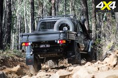 Toyota LandCruiser 79 fully tuned by Mark - Custom 4x4