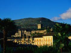 Lourdes castle...?